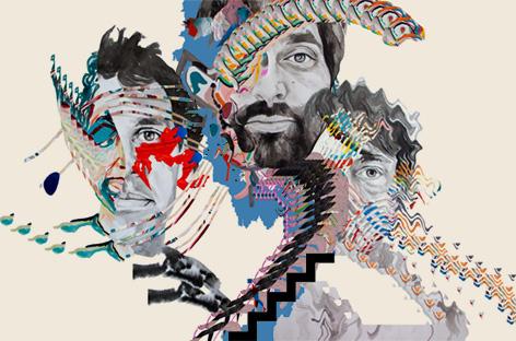 Resultado de imagen de animal collective painting with