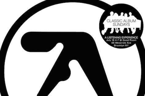 RA News: Classic Album Sundays celebrates Aphex Twin in NYC