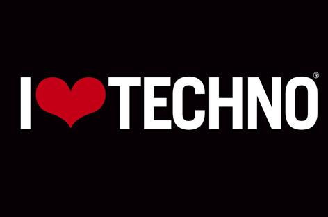 Resultado de imagen de I LOVE TECHNO Gante