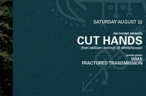 RA News: Cut Hands plays Complex in LA