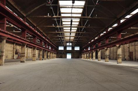 Ra podcast shxcxchcxsh - Location hangar paris ...
