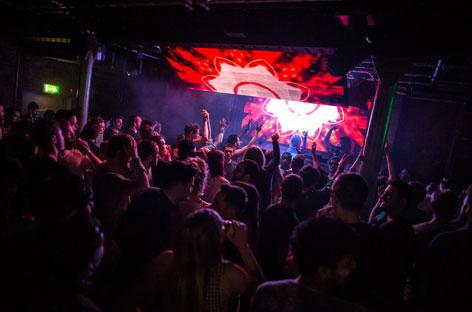 RA: Egg London - London nightclub