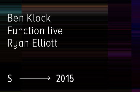 RA News: Supynes books Ben Klock and Function for 2015