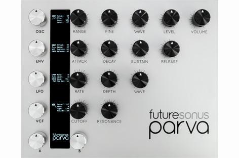 Futuresonus preps a digitally controlled analog synth