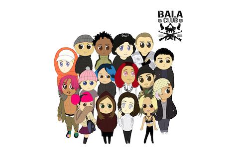 Endgame, Kamixlo feature on Bala Club Vol. 1