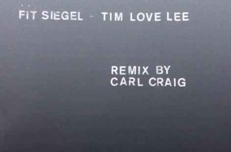 Ra News Carl Craig Remixes Fit Siegel And Tim Love Lee border=