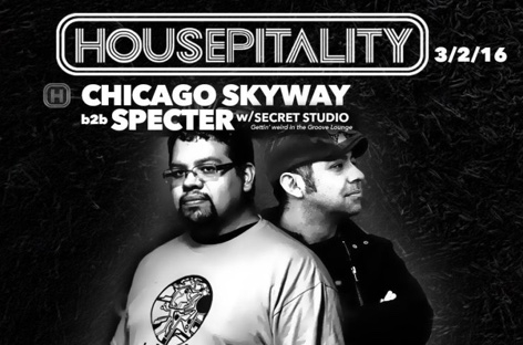 RA News: Housepitality hosts Specter and Chicago Skyway