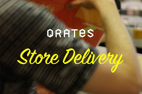 Ra News Vinyl Funding Platform Qrates Launch Store Delivery