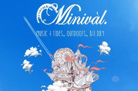 RA News: Minival returns to Codona's Amusement Park with Hunee
