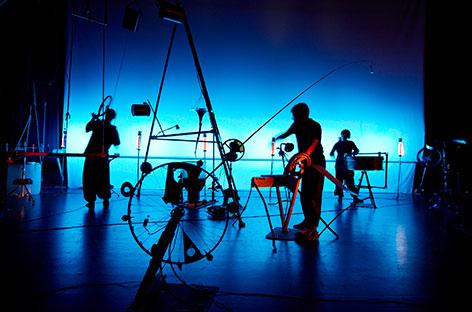Autechre, Klara Lewis, Killing Sound play Skaņu Mežs 2016 in Riga image