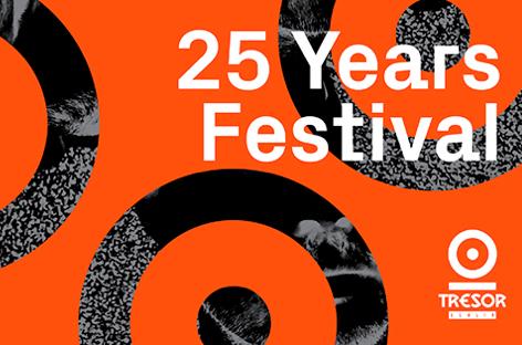 RA News: Juan Atkins, Donato Dozzy, Regis play Tresor's Berlin festival