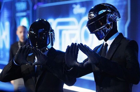 Daft Punk to perform live at The Grammys with The Weeknd