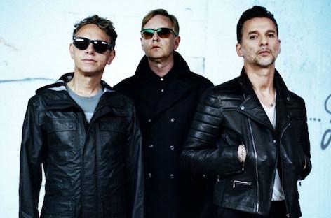 Depeche ModeのリミックスEPにPearson SoundとSimian Mobile Discoが参加 image