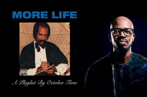 RA News: Drake sings over Black Coffee's 'Superman' on More