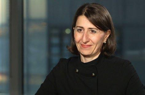 RA News: NSW premier Gladys Berejiklian makes first comments