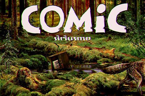 Ra News Siriusmo Returns With New Album Comic For Monkeytown