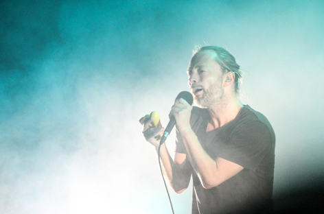 RA News: Radiohead's Thom Yorke to score first feature film