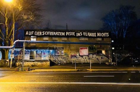 About Blank Berlin
