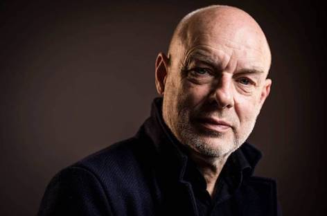 RA News: Brian Eno to put out remastered versions of his