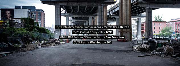 Cosmin TRG booked for four US gigs this month image