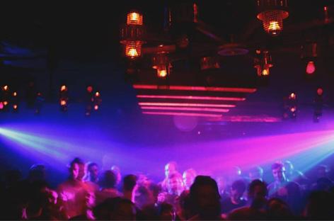 Ra Polygon Club Berlin Nightclub