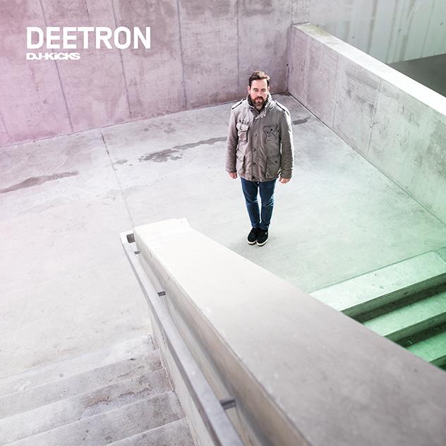 Image result for Deetron - DJ Kicks