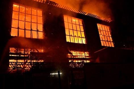 Glasgow School of Art fire: historic Mackintosh building devastated by blaze