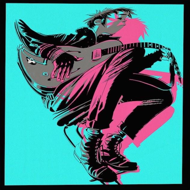 Gorillaz return with new singles