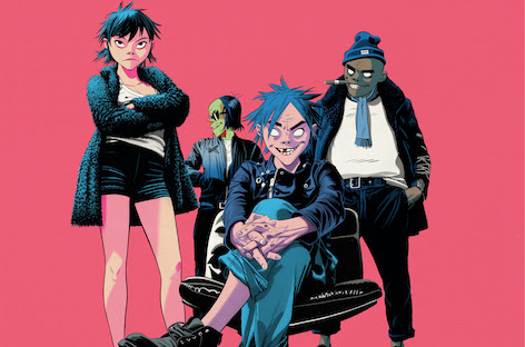 Gorillaz detail new album, share two new songs