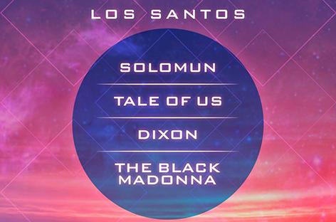 Solomun、Tale Of Us、Dixon、The Black Madonnaがゲーム『グランド・セフト・オート』とコラボ image