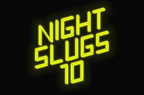 Night Slugs reveals tracklist for Allstars X compilation image