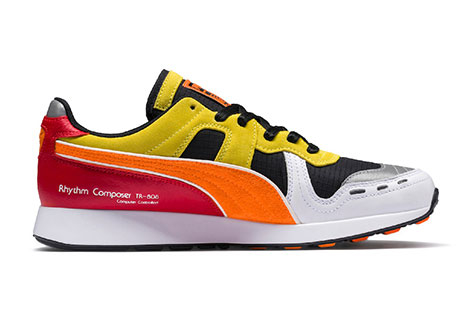 Roland and Puma have announced a second run of TR-808-themed sneakers. The  RS-100 ... f72c5114d