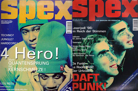 RA News: German music magazine Spex to end print edition after 38 years