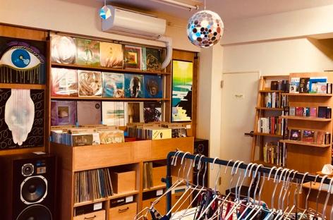 RA News: Chee Shimizu opens record shop in Tokyo