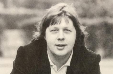 Belgian ambient composer Dominique Lawalrée dies