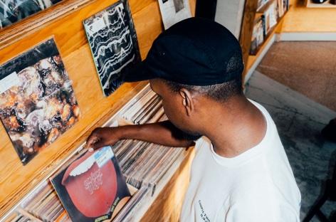 New York venue public records opens record store