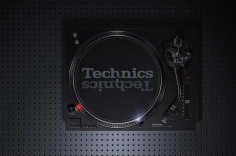 Technicsがターンテーブル新製品SL-1200 MK7を発表 image