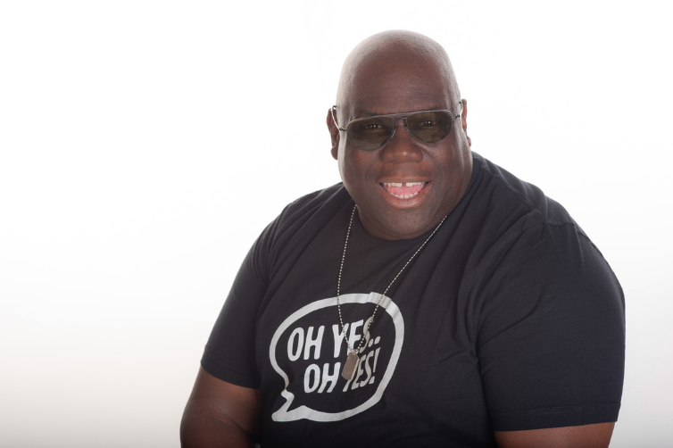 Ra News Carl Cox Announces New Book Oh Yes Oh Yes