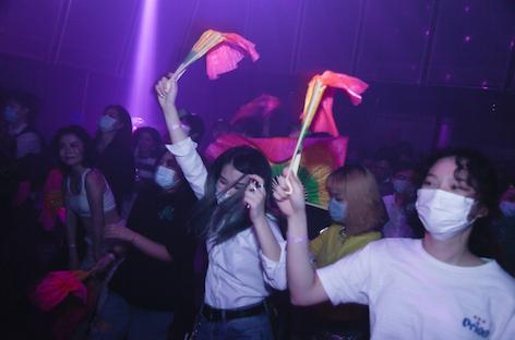 OIL Nightclub in Shenzen reopened from lockdown on 27-Mar.