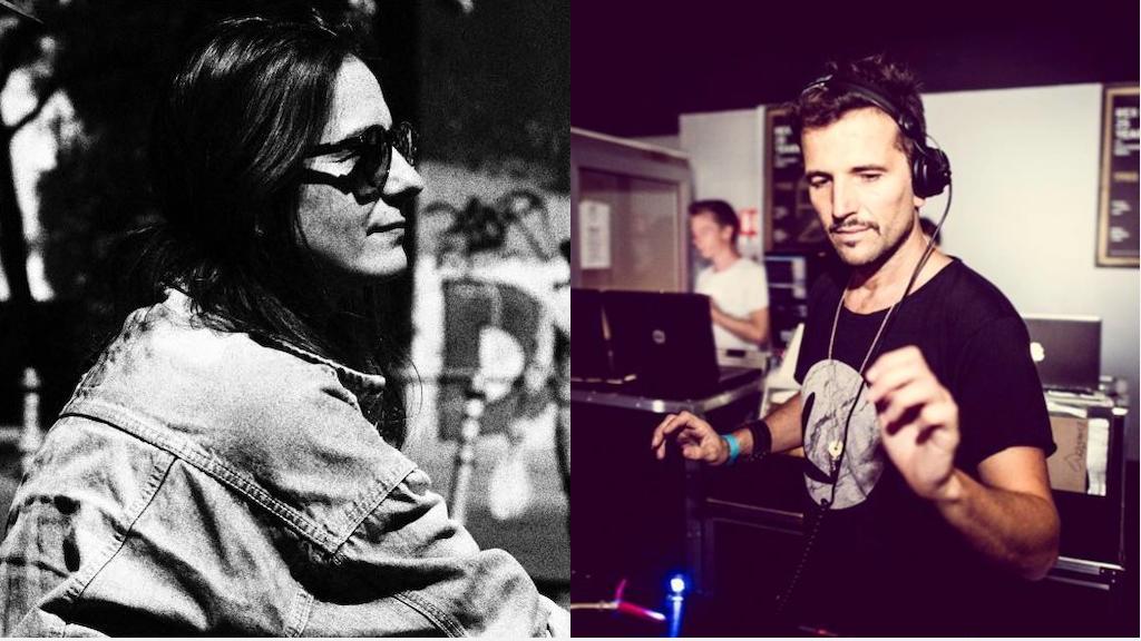 Dana Ruh and Valentino Kanzyani rework Italo disco classic 'Spacer Woman' image