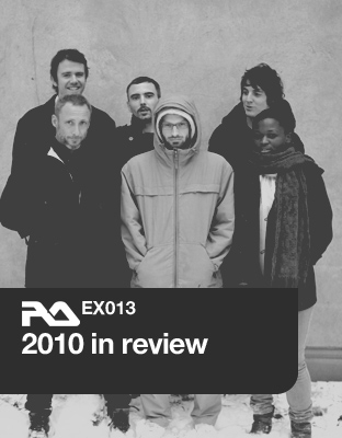 RA.EX013 2010 in review