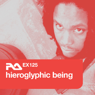 EX.125 Hieroglyphic Being