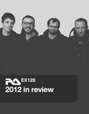 RA.EX128 2012 in review