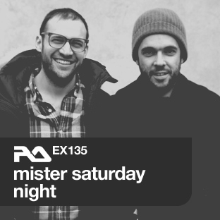 EX.135 Mister Saturday Night