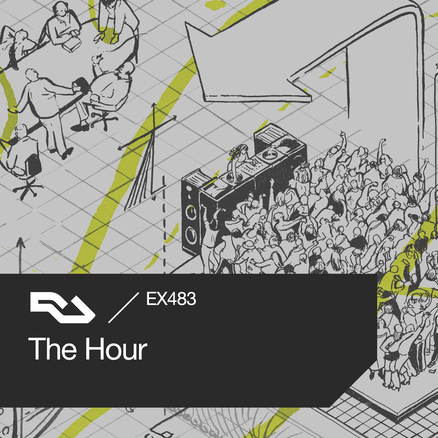 EX.483 The Hour: The Changing Economics Of Electronic Music pt.2