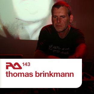 RA Podcast: RA.143 Thomas Brinkmann