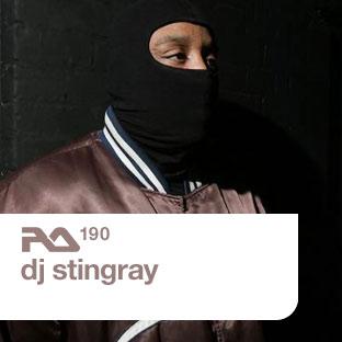 RA Podcast: RA 190 DJ Stingray