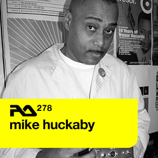 RA.278 Mike Huckaby