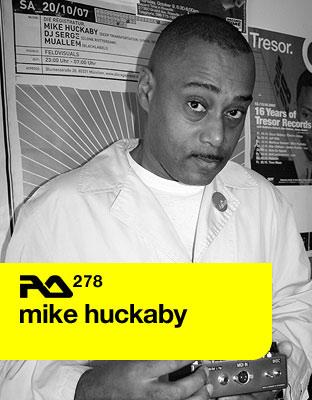 RA.278 Mike Huckaby
