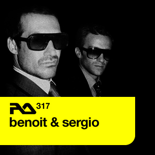 RA.317 Benoit and Sergio